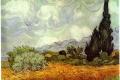 Vincent Van Gogh - Cipressi